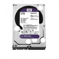 HDD WD SATA3 2Tb Purple Video IntelliPower 64Mb ,